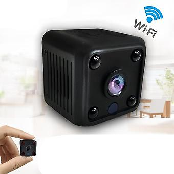 Mini Wifi Ip Square Camera-1080p (full-hd), Yönäkö ja liiketunnitin
