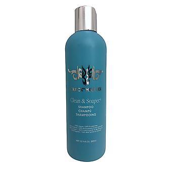 Crack Hair Fix Clean & Soaper Shampoo 10.14 OZ