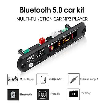 Mp3 Module Bluetooth 5.0 Receiver Car Kit Mp3 Player Decoder Board
