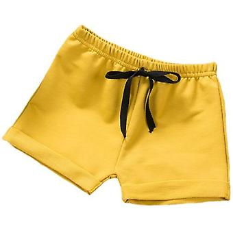 Baumwolle Baby Shorts Pp Hose, Sommer dünne Kleidung