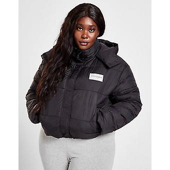 Nieuwe Supply & Demand Women's Plus Size Pax Padded Jacket Zwart