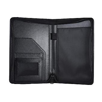 A5 Business Portfolio, Writing Pad Holder, Folder Document Case Organizer