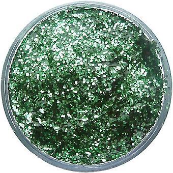 Snazaroo Glitter Gel - Bright Green 12ml