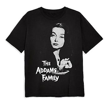 Addams Familie Morticia T-Shirt
