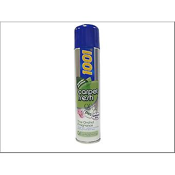 1001 1001 Carpet Fresh Pet With Thai Orchid 300ml
