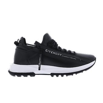 Givenchy Spectre Runner Zip Black BH003MH0NJ001 shoe