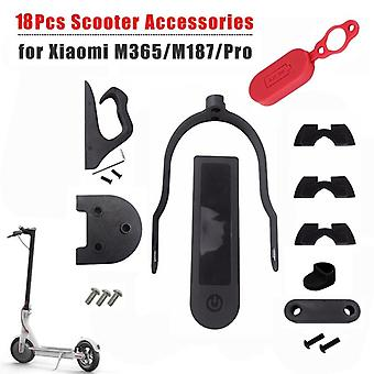 Scooter Pro Accessories Combination Set Special Hook Shock Damping Meter