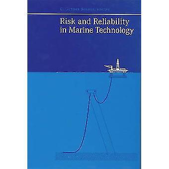 المخاطر والموثوقية في مجال التكنولوجيا البحرية من قبل Guedes C. سواريس - 97890