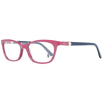 Tod's Burgundy Women Optical Frames