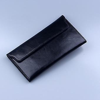 Fashion Genuine Leather Women Wallet