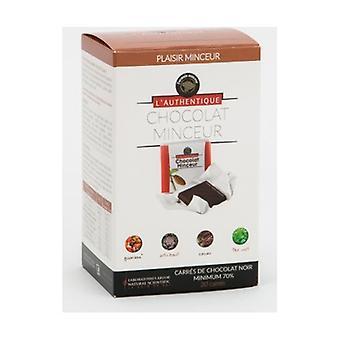Slimming Squares Chocolate 30 units
