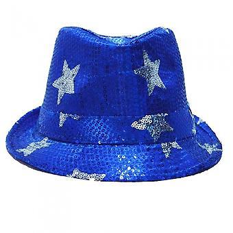 Hoed Met Pailletten Stars Unisex Bt335420