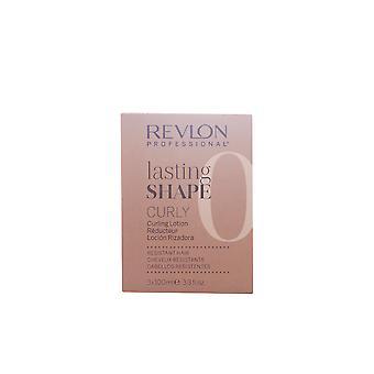 Revlon duradoura forma cabelo encaracolado Resistent creme 100ml Unisex