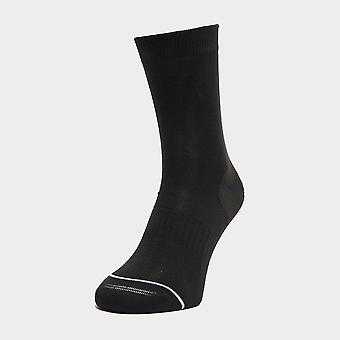 New 1000 Mile Tactel Ultimate Liner Socks Black