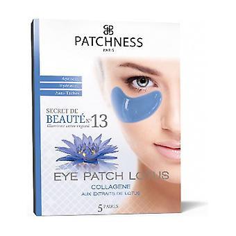 Eye Patch Lotus 5 units