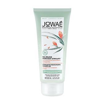 Stimulating Moisturizing Shower Gel 200 ml of gel