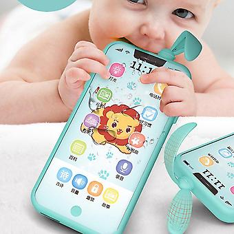 Smart Baby Touch Screen Phone Case Enlightenment Toy