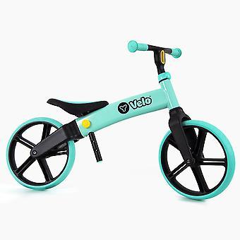 Y velo senior Balance Bike grün