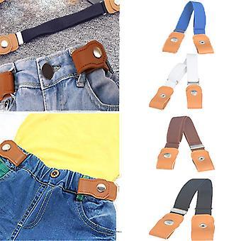 Buckle-free Belt For Jean Pants, Dresses No Stretch, Elastic Waist, Women, Men,