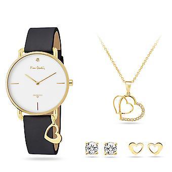 Pierre Cardin PCDX8464L23 Gift Set Watch & Necklace & Earrings