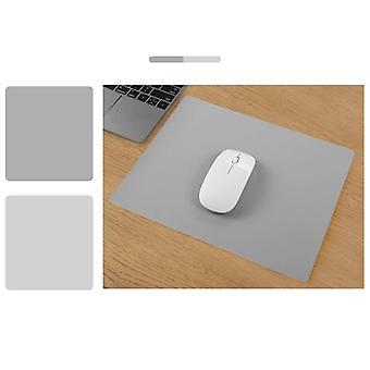 Kaksipuolinen Pu Hiiri pad Anti-slip Game Desk Matto