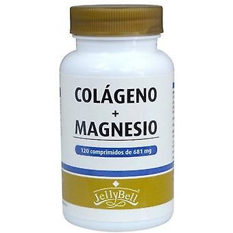 Jellybell Collagen Magnesium 120 Kapseln