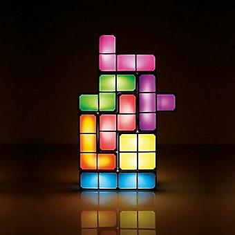 Dropship Upgrade Diy Tetris Night Light egymásra rakható rejtvények 3d