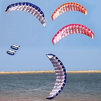 Mix Color Stunt Parachute Soft Parafoil Sail Surfing Kite