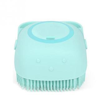 Masaje de spa para mascotas Bath Brush Comb