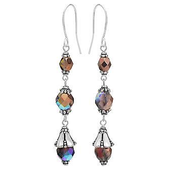 Nova Earrings in Amethyst - Exclusive Beadaholique Jewelry Kit
