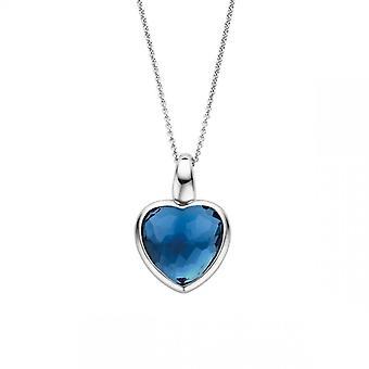 Women's pendant Ti Sento Jewelry 6800DB - Silver