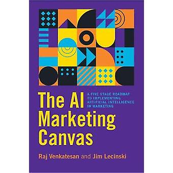 The AI Marketing Canvas A FiveStage Road Map to Implementing Artificial Intelligence in Marketing