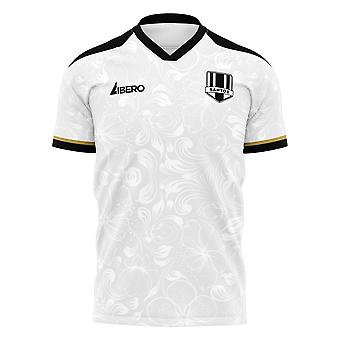 Santos 2020-2021 Home Concept Football Kit (Libero)
