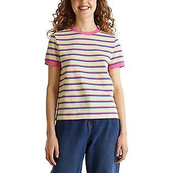 edc by Esprit 040cc1k310 T-Shirt, 660/Pink Fuchsia, M Woman