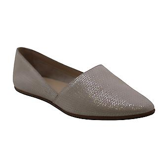 Aldo Womens Blanchette-93 Fabric Pointed Toe Slide Flats
