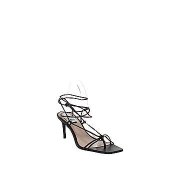 Aqua | Dirlene High-Heel Strappy Sandals