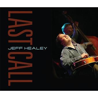 Jeff Healey - Last Call [CD] USA import
