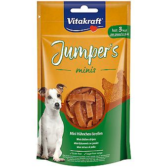 Vitakraft Jumper's Minis Chicken Slices (Dogs , Treats , Biscuits)