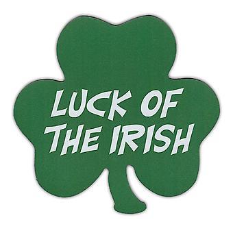"""מגנט, מזל של האירים, 5.25"""" x 5.25"""""""