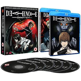 Death Note: Série complète et collection d'ovules Blu-ray