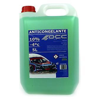 مضاد للتجمد OCC3536 10٪ أخضر (5 لتر)