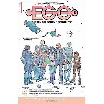 Egos Volume 1 Quintessence TP Paperback