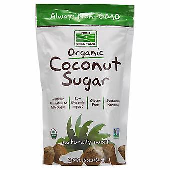 Agora alimentos açúcar de coco orgânico, 16 Oz