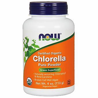 Now Foods Chlorella Powder, 4 OZ
