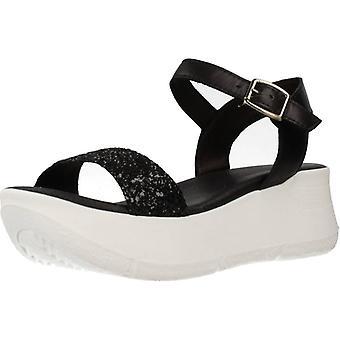 Clover Sandalias 15741c Color Negro
