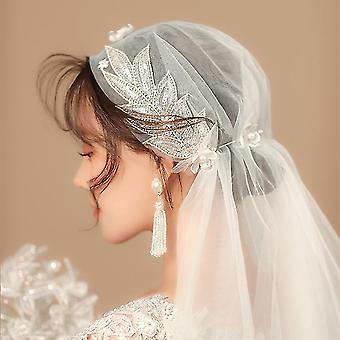 Women's Lace Wedding Bridal Veil