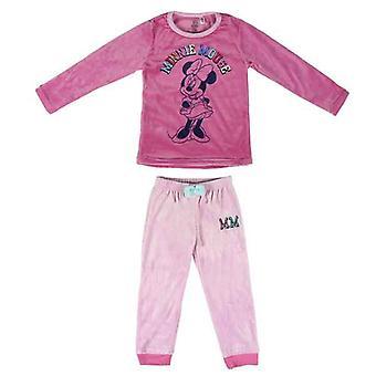 Children's Pyjama Minnie Mouse Fuchsia