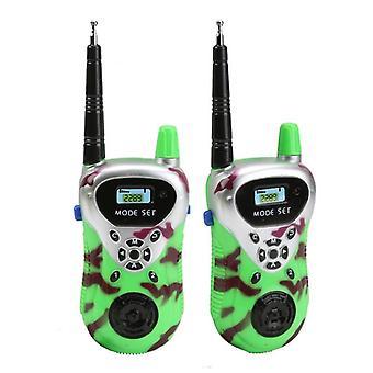 Dzieci Walkie Talkie, Handheld Electric Strong Clear Range, Dwukierunkowa stacja radiowa