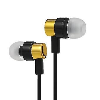 Headphones headsets universal 3.5mm wired in-ear headphone earphone