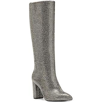 INC International Concepts Womens Paiton Block-Heel Boots